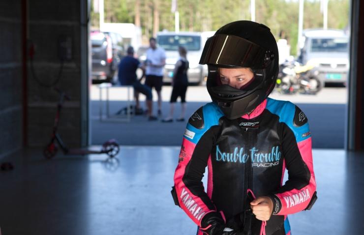 Desirée Sterner Racing #22 Bilde fra NMCU.org